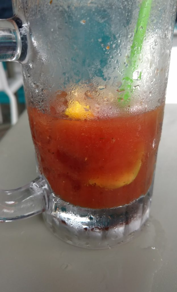 gin bloody mary from fare well washington dc
