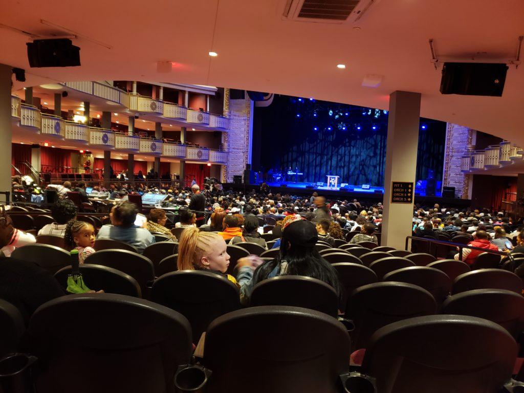 Met concert hall Philadelphia Philly