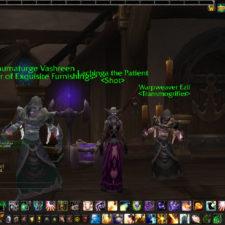 God Dad – World of Warcraft