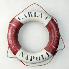 Troubled Waters Life Preserver