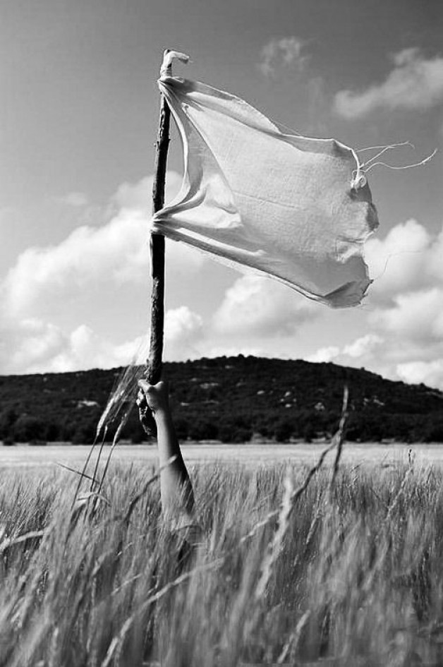 God's Flag: Surrender Your Will to God