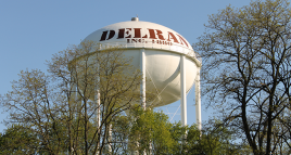 delran watertower